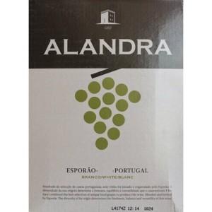 Alandra White Esporao