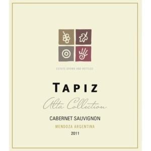 Tapiz Tapiz Alta Collection Estate Grown And Bottled Cabernet Sauvignon