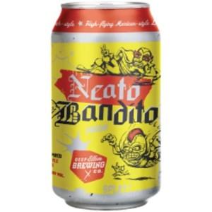 Deep Ellum Neato Bandito Lager • 6pk Can
