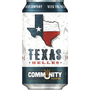Community Beer Texas Lager • Cans