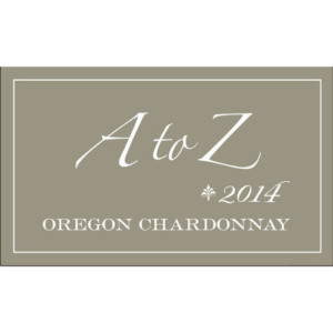 A To Z Wineworks Chardonnay