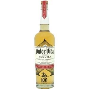 Dulce Vida Organic Anejo Tequila 100 Proof