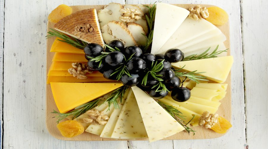 Cheese Plate Perfection!