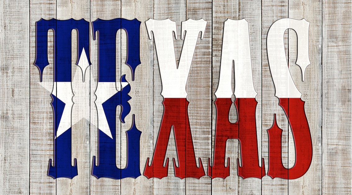 T For Texas & Toast To Texas Independence Day!